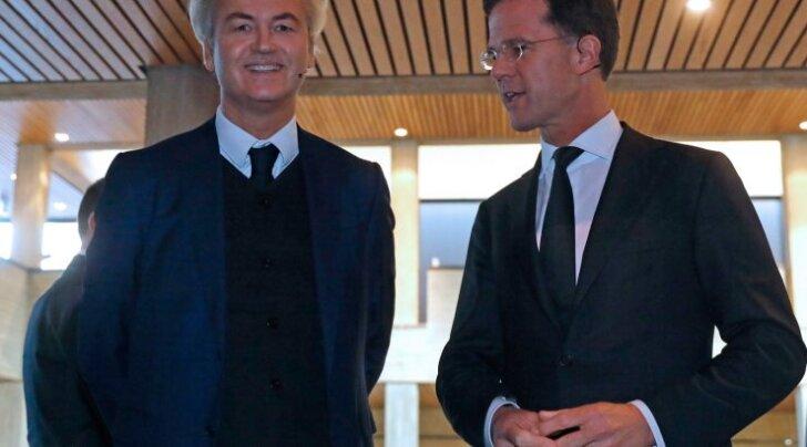 Wilders ja Rutte