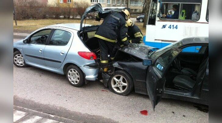 Vaata, kus Eestis toimub kõige rohkem liiklusõnnetusi