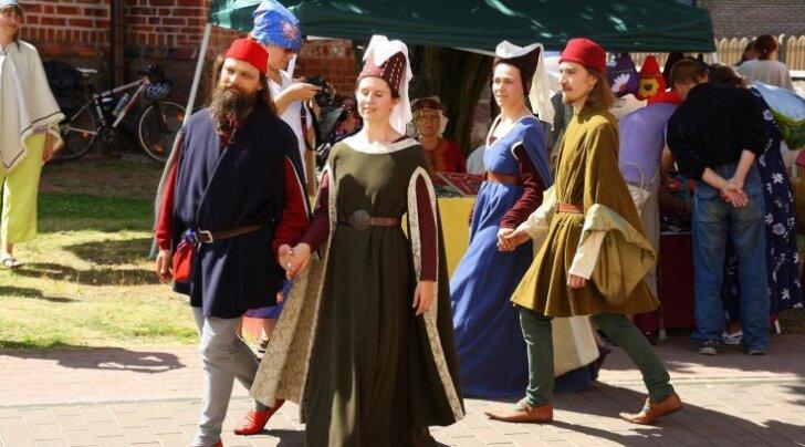 Sel nädalavahetusel toimuvad Tartu Hansapäevad: Toomele kerkib Teaduslinn