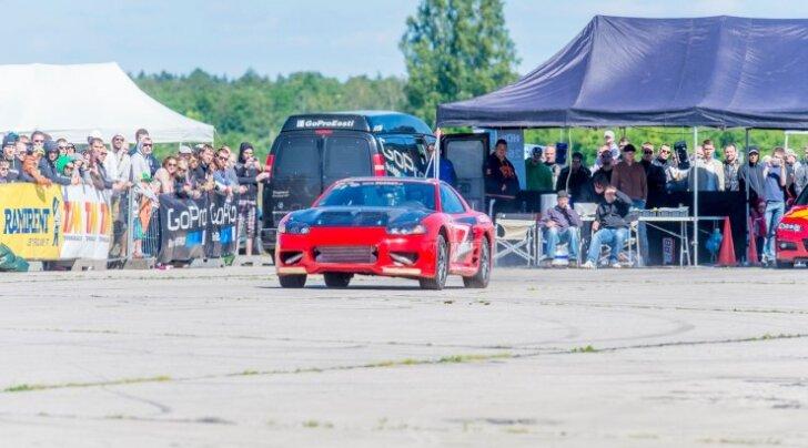 Kiltsi lennuväljal sündis Eesti uus ametlik kiirendusrekord