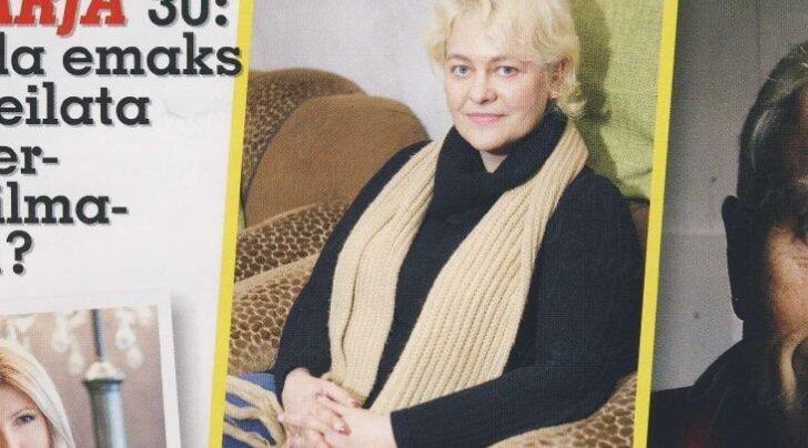 Signe Järvi mures: kardan oma poja tunnete pärast