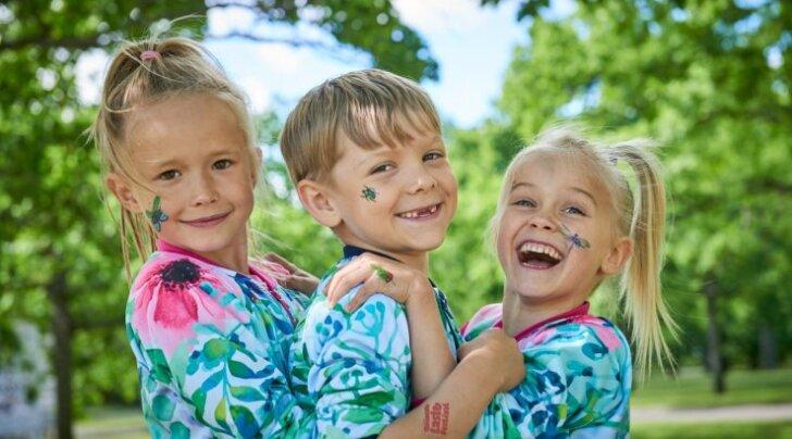 Katrina Tang lastemoe pildistamine Pärnus