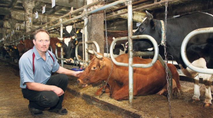 Saaremaa piimatootja kirjutas raamatu