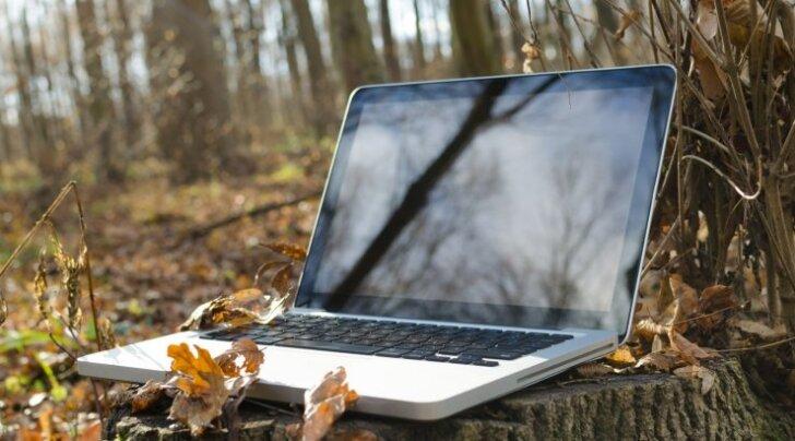 Kuidas saada kiiret internetti ka seal, kuhu kaabel ei ulatu, näiteks maal ja metsas? Forte annab nõu.