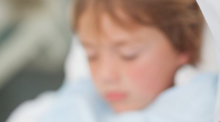 Üliraske vingumürgitusega oli haiglas ravil kaks last