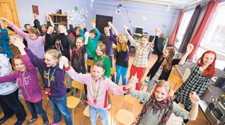Imelugu: sulgemisohus kool paisus poole suuremaks