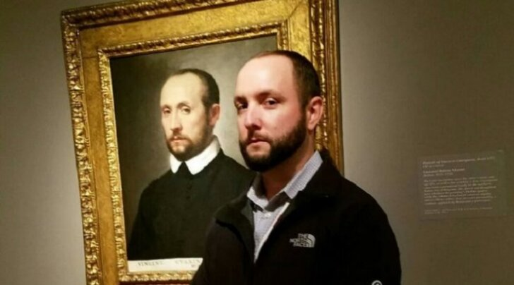 """""""Найди себя"""": посетители музеев ищут на старинных картинах своих двойников"""