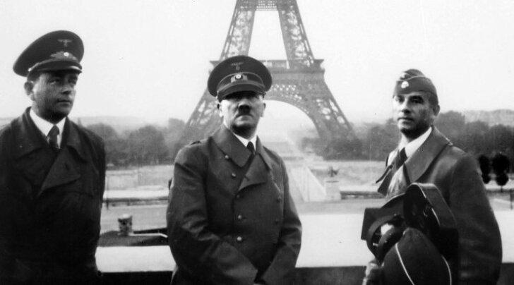 Hitleri võimu all olid väga populaarsed erakordset sõltuvust tekitavad metamfetamiini sisaldavad tabletid