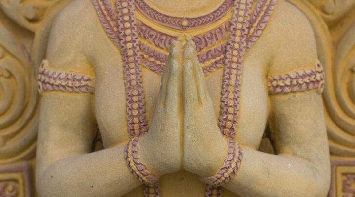 Jumalannaks saamine, see on maailma kõige hirmsama asja tegemine – iseendaks olemine