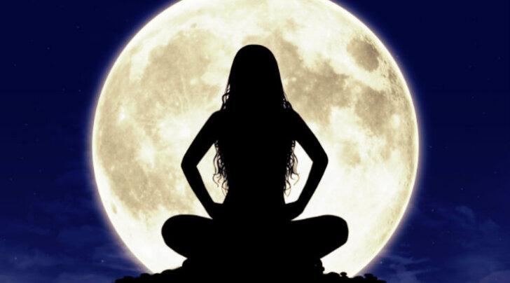 Täiskuuöö maagia: veerituaal, mis toob õnne ja armastust ning suurendab naiselikku külgetõmmet