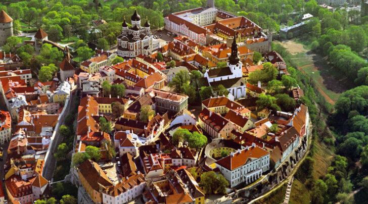 Влиятельное британское издание советует всем туристам посетить Таллинн