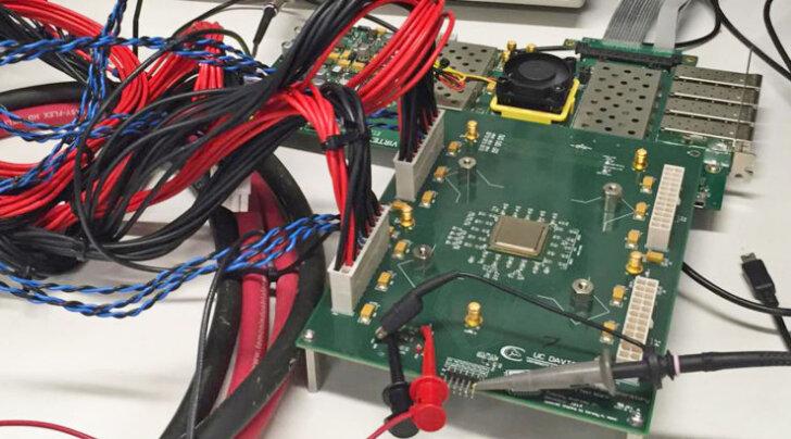 Vägev: tuhande tuumaga protsessor, mida toidab kõigest üks AA-patarei