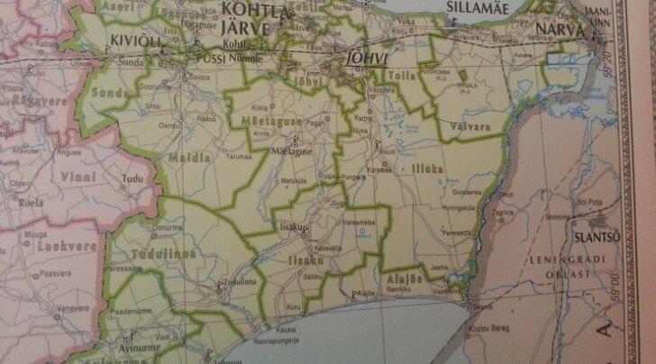 """Järvamaa haridustöötajad külastasid haridusprogrammi """"Ettevõtlik kool"""" raames Ida-Virumaad"""