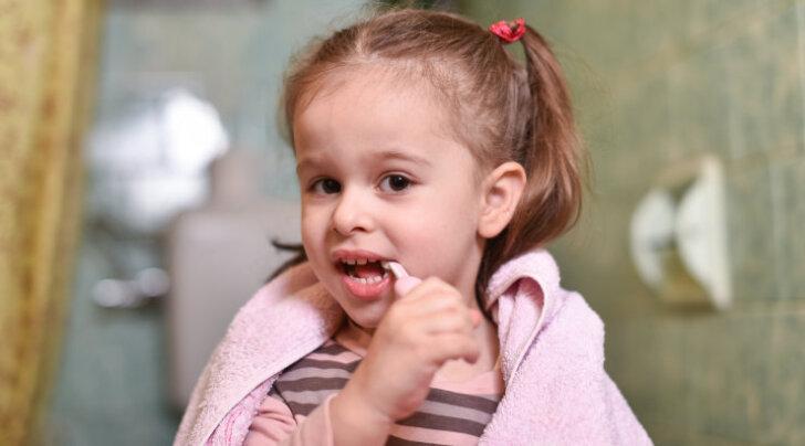 5 nõuannet, kuidas motiveerida lapsi hambaid pesema