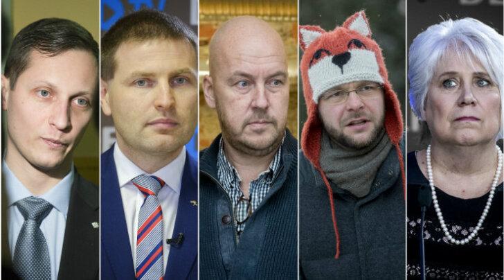 Urmo Soonvaldi autorikülg. Poliitikaelu edetabelid 2017