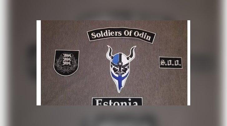 Perekonnavastaseid tegusid tauniva Odini sõdurite grupi Eesti juht varastas vanglas olles lihase õe tagant