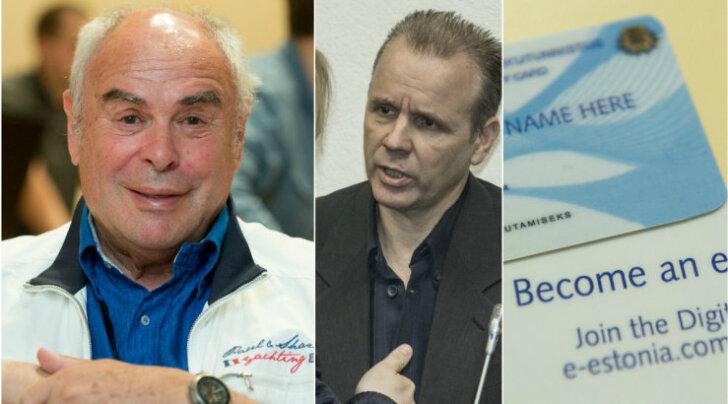 HOMMIKUBLOGI: Estonia kontserdisaalis toimub Eri Klasi ärasaatmine, jätkub Assar Pauluse kohtuprotsess, e-residentsus sai vägeva konkurendi