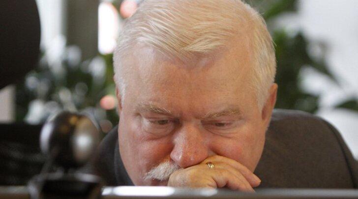 3/4 poolakatest ei meeldi Wałęsa Solidaarsuse boikott