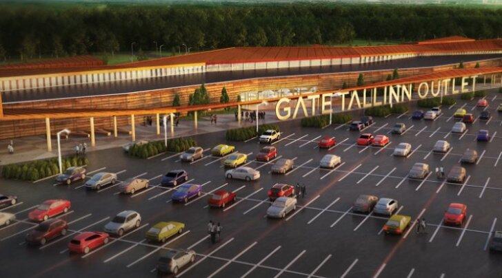 Laagri ja Saue vahele tuleb hiigelsuur kaubanduspark