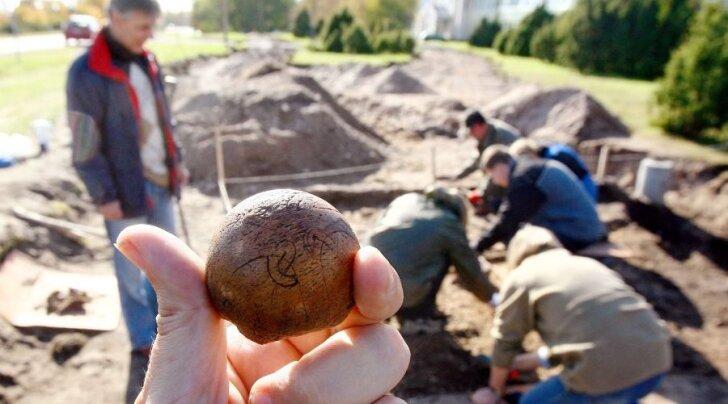 Arheoloogid loodavad Salmelt uusi põnevaid avastusi
