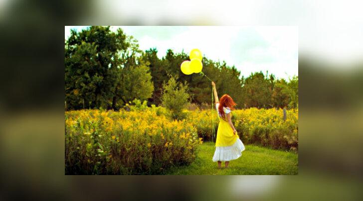 """Osho on õnne kohta ilusasti öelnud: """"Õnn sünnib siis, kui sa sobid oma eluga kokku, kui sa oled sellega nii hästi kooskõlas, et kõik mis sa teed, on rõõm"""""""
