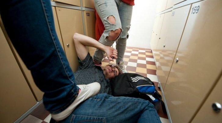 Vägivald koolis 8VK03AUG11A72