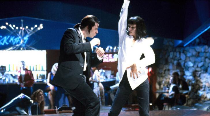 HIIGELTEST: Kas suudad tuvastada, millistest filmidest need ikoonilised tantsunumbrid pärinevad?