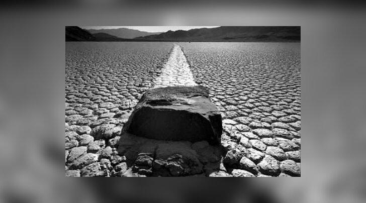 Mõne kivi taga on lühike jälg, teise taga aga sadu meetreid pikk ja vahel ka kurviline jälg