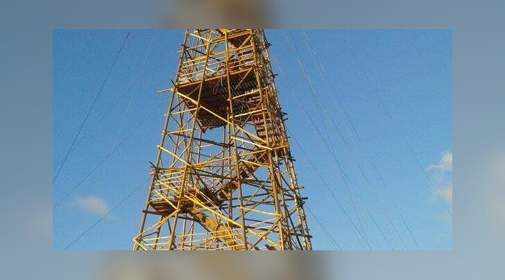 PÄEVAPILT: Hiiumaal on valmimas uus Eiffeli torn