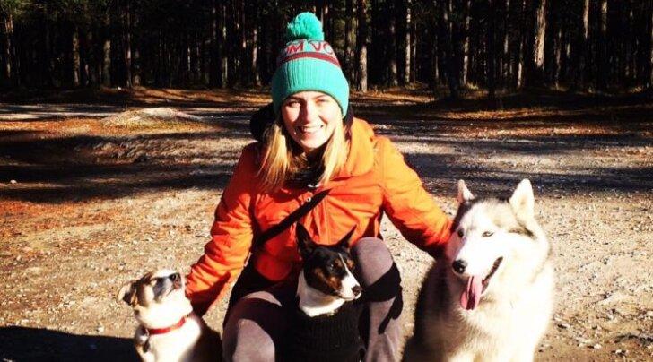 Inspireerivad loomaomanikud meie seast: 3 koera omanik Kairi tegeleb kahe Eestis üsnagi tundmatu, kuid põneva hobiga