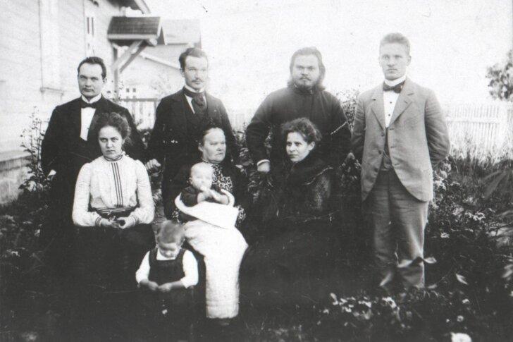 Konstantin Pätsi ja 31aastasena surnud Helma Pätsi abielu lugu