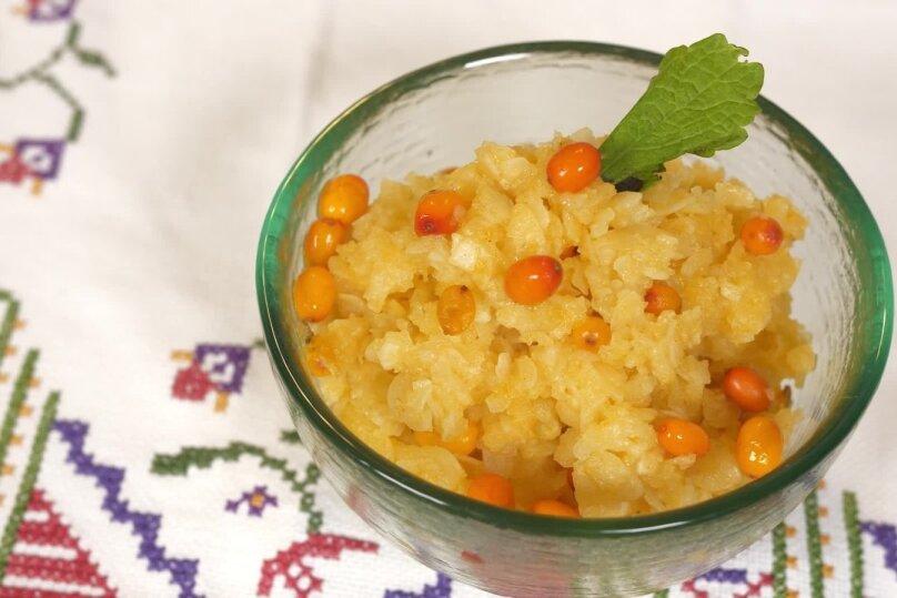 Astelpaju-riisihelbepuder