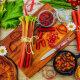 Kümme head põhjust, miks peaksid kindlasti sööma rabarberit