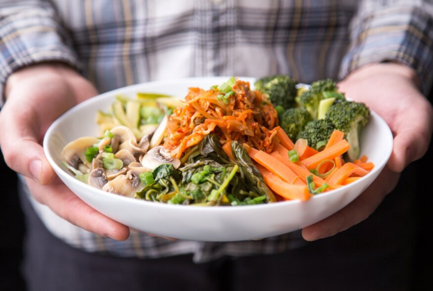 Mis peaks kindlasti olema taldrikul igal toidukorral?
