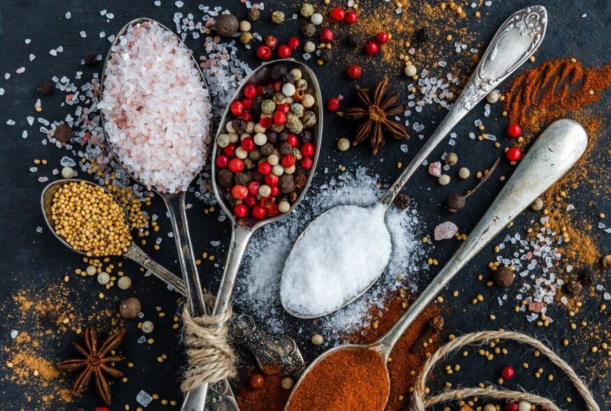 Milliste maitseainete ja vürtsidega on võimalik kaalu langetada?