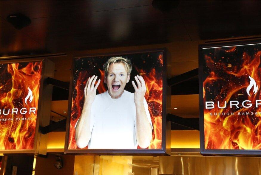 Esimest korda võis Ramsayt näha Inglismaa televisioonis juba 1990-ndate lõpus, kuid 2004. aastal tegi mees enneolematu debüüdi.