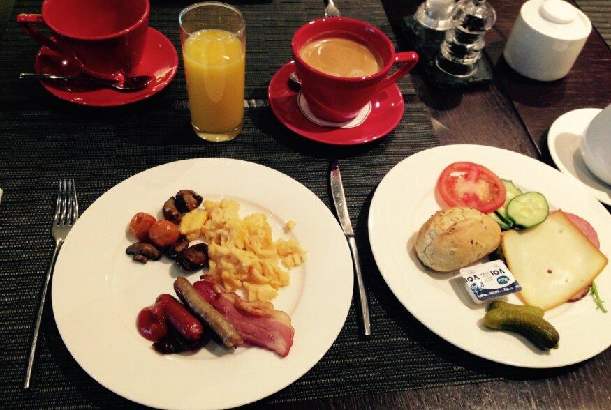 HOTELLIHOMMIKUSÖÖKIDE TEST, XIX: Savoy Boutique hotelli hommikusöök poputab ja kallistab ka kõige unisema päevaks erksaks