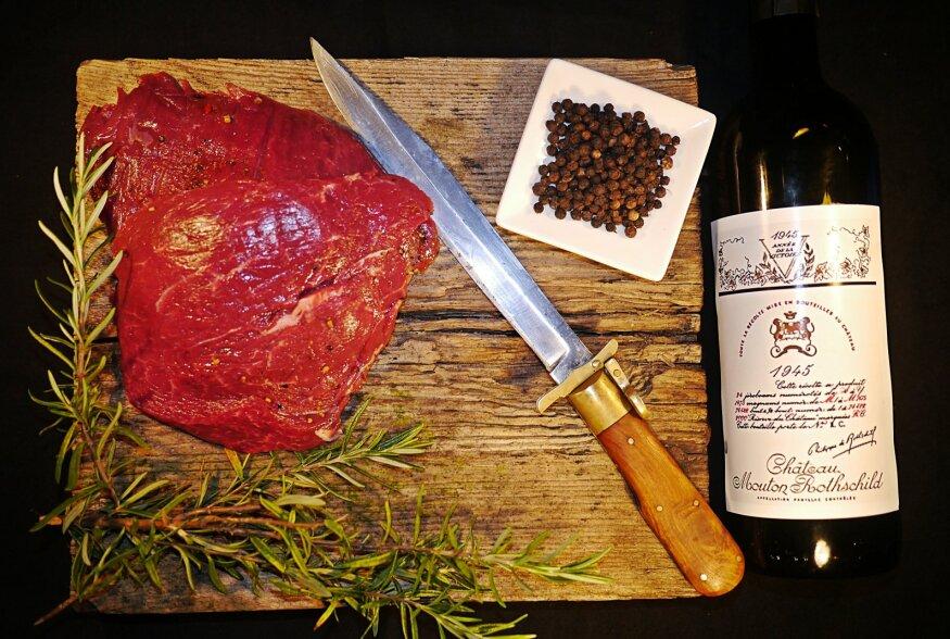 Veinispetsi soovitused   Mida peab teadma liha kõrvale veini valides?