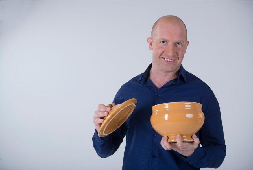 Trenn olgu nauding ja toit täisväärtuslik, on toitumisspetsialist Erik Orgu moto.