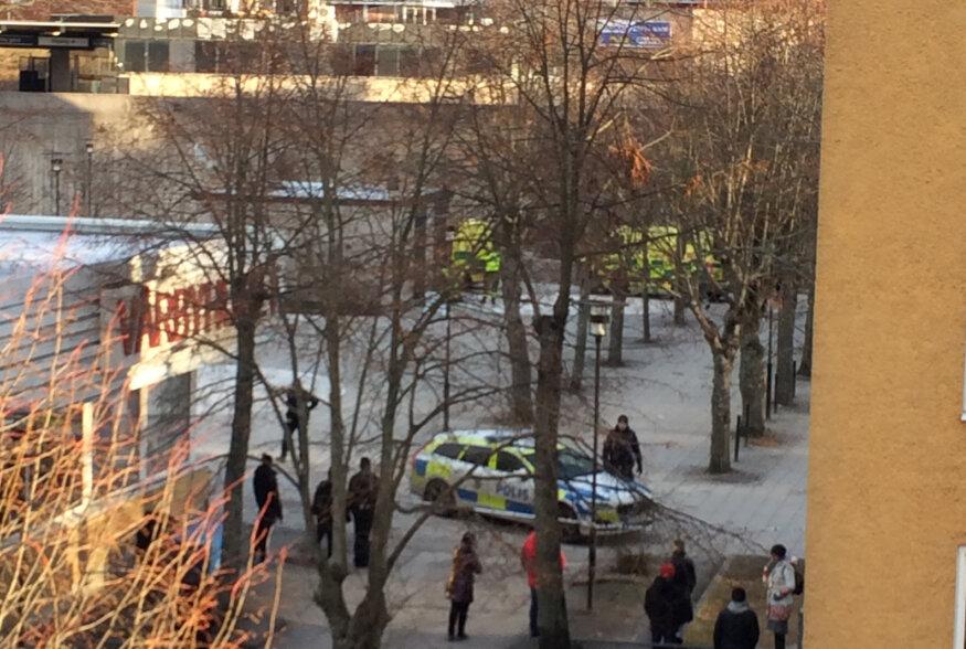 VIDEO | Eestlanna Stockholmis: käsigranaat plahvatas mu maja kõrval! Politsei käis isegi meid küsitlemas