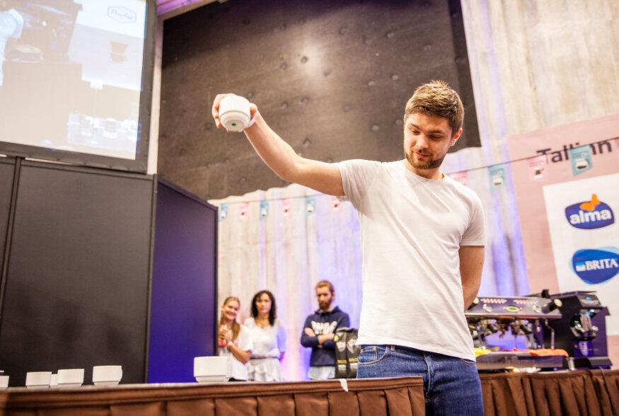 Eesti parim kohvimaitsja on taas Henry Politanov
