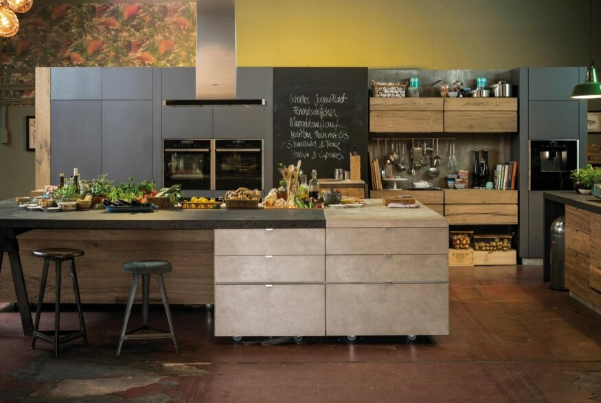 FOTOD: Lahedad köögid ja köögitrendid — vaata ideid!
