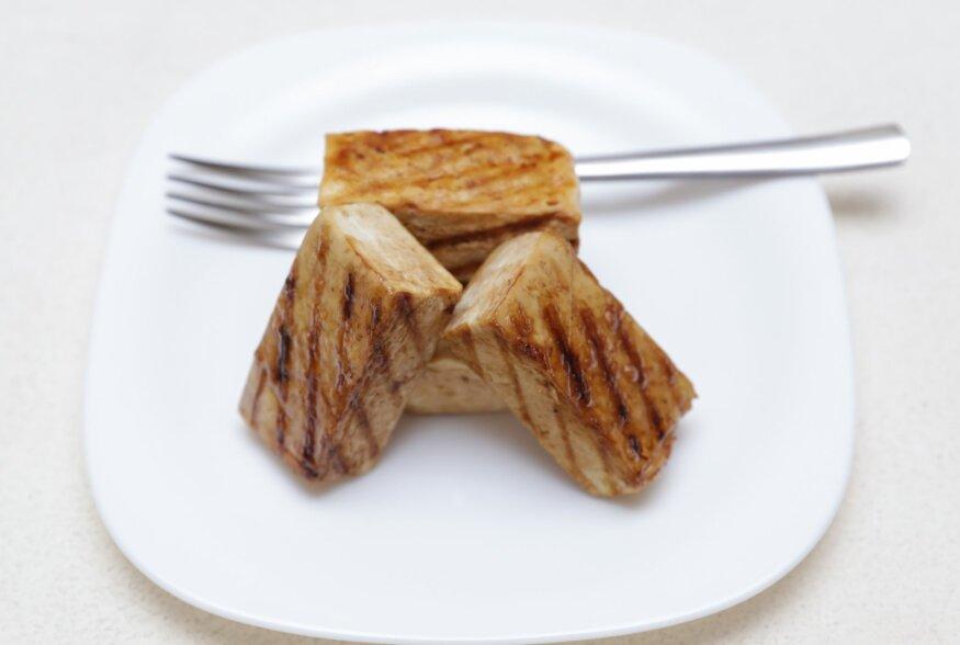 Tofu rikastab toidulauda taimse valguga