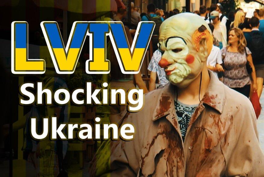 SELJAKOTIDUO SEIKLUSED | Annika ja Frank Lvivis: mida pead teadma, kui plaanid külastada Ukrainat