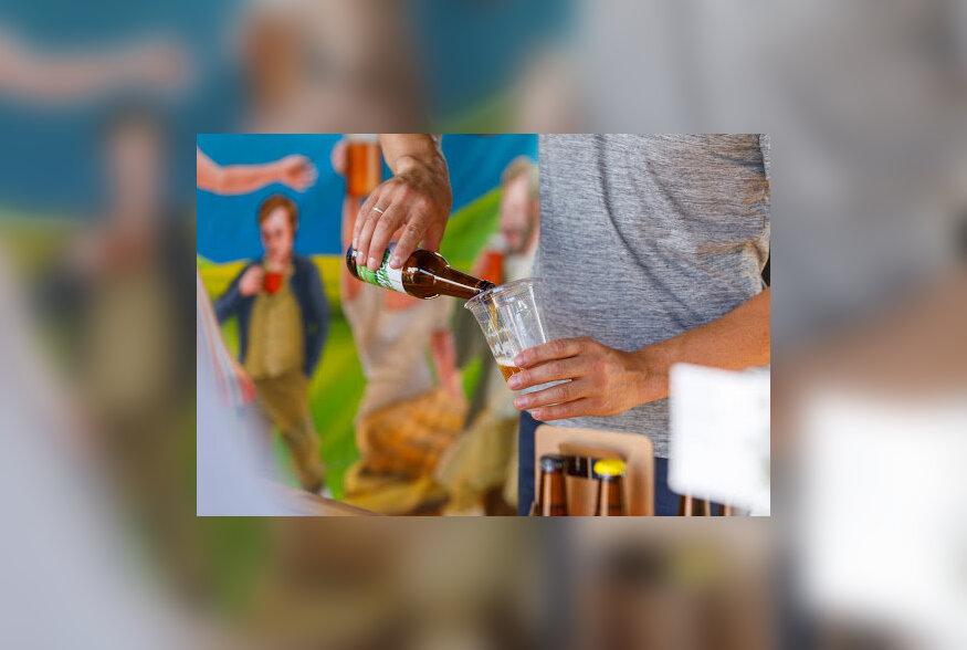 FOTOD: Selgusid Eesti parimad käsitööõlle ja -veini hobitegijad
