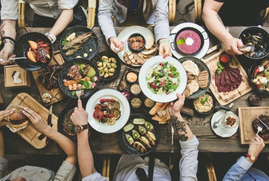 EV99: peaaegu terve sajand toidutraditsioone ühel taldrikul
