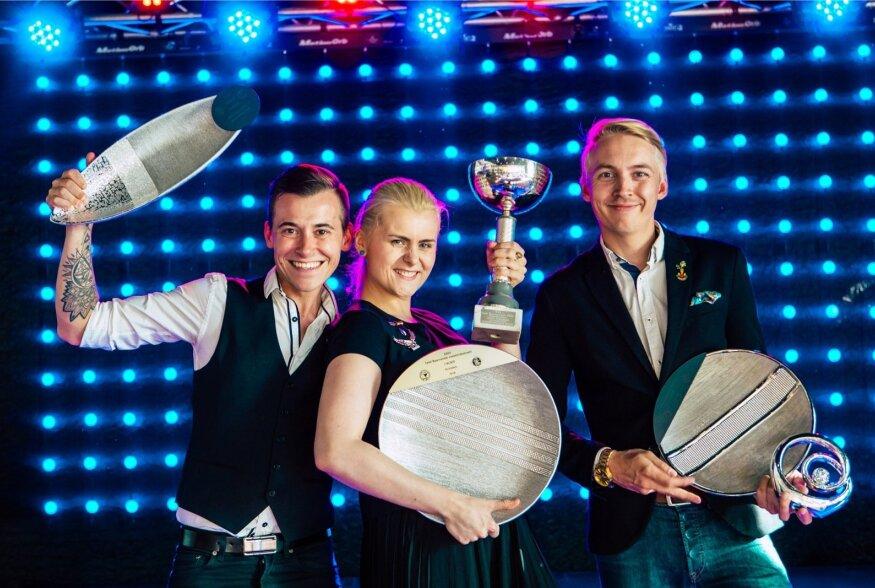 Eesti Parim Baarmen 2018