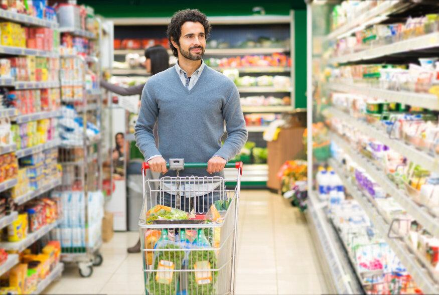 5 SOOVITUST: Kuidas teha poes võimalikult efektiivselt tervislikke valikuid?