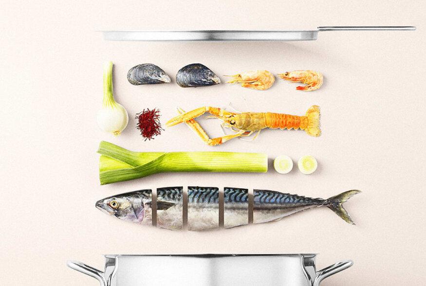 FOTOD | Mis täpselt läheb potti, kui keeta kalaleent või teha pastarooga?