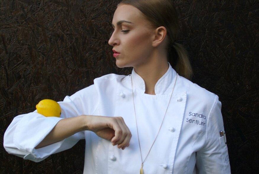 Kondiiter Sandra Sentjurin: võin ühte torti ka 12 tundi järjest nikerdada, soolase toiduga aga annan juba veerandtunniga alla